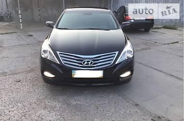 Цены Hyundai Azera Бензин