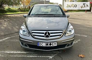 Цены Mercedes-Benz B 150 Бензин