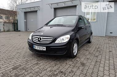 Ціни Mercedes-Benz B 150 Бензин