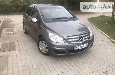 Цены Mercedes-Benz B 170 Бензин