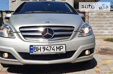 Цены Mercedes-Benz B 200 Бензин