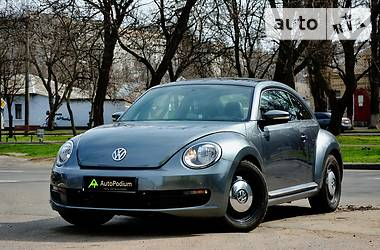 Цены Volkswagen Beetle Бензин