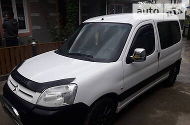 Цены Citroen Berlingo пасс. Бензин