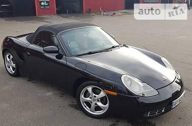 Ціни Porsche Boxster Бензин