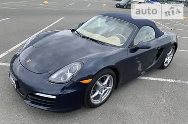 Цены Porsche Boxster Бензин
