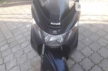 Цены Suzuki Burgman Бензин