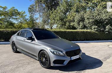 Цены Mercedes-Benz C 43 AMG Бензин