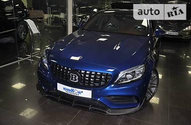 Ціни Mercedes-Benz C 63 AMG Бензин