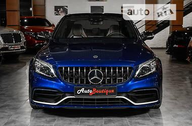 Цены Mercedes-Benz C 63 AMG Бензин
