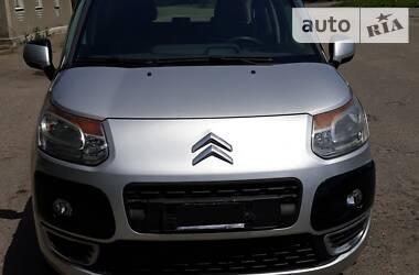 Цены Citroen C3 Picasso Бензин