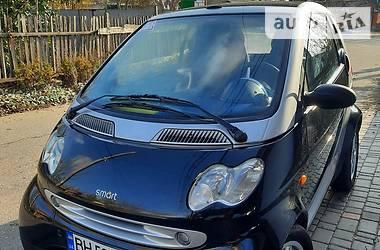 Цены Smart Cabrio Бензин
