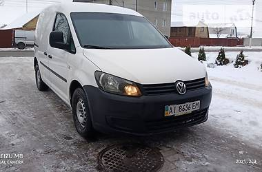 Цены Volkswagen Caddy груз. Бензин