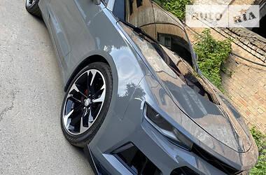 Цены Chevrolet Camaro Бензин