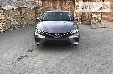 Цены Toyota Camry Бензин