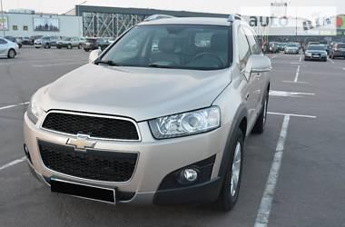 Цены Chevrolet Captiva Бензин
