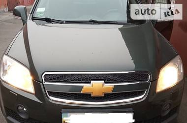 Ціни Chevrolet Captiva Бензин