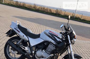 Ціни Honda CB 500 Бензин