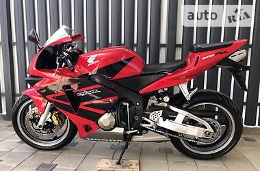 Цены Honda CBR 600RR Бензин