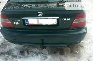 Цены Honda Civic Бензин