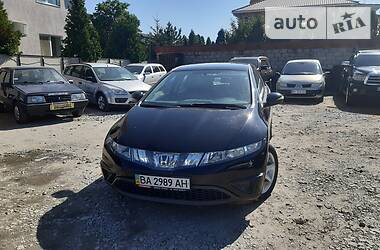 Цены Honda Civic Бензин