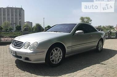 Цены Mercedes-Benz CL 500 Бензин