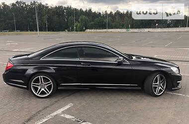 Ціни Mercedes-Benz CL 550 Бензин