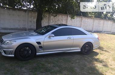 Цены Mercedes-Benz CL 550 Бензин
