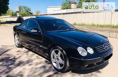 Цены Mercedes-Benz CL 600 Бензин