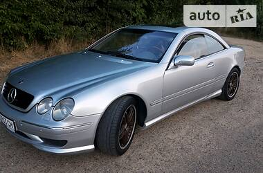 Цены Mercedes-Benz CL 600 Бензин