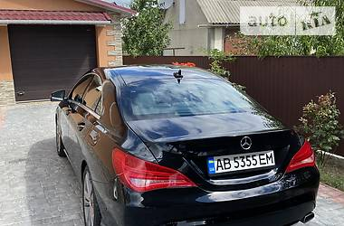 Ціни Mercedes-Benz CLA 200 Бензин