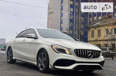 Цены Mercedes-Benz CLA 250 Бензин