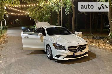 Ціни Mercedes-Benz CLA 250 Бензин