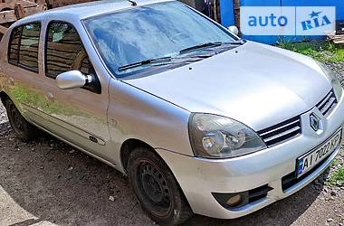 Ціни Renault Clio Symbol Бензин