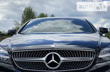 Ціни Mercedes-Benz CLS 400 Бензин