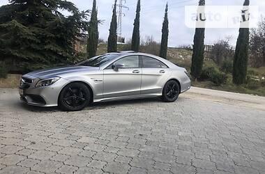 Цены Mercedes-Benz CLS 400 Бензин