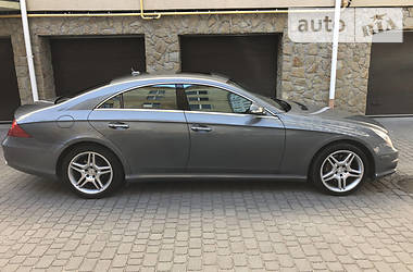 Ціни Mercedes-Benz CLS 550 Бензин