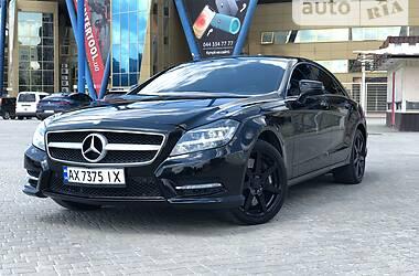 Цены Mercedes-Benz CLS 550 Бензин
