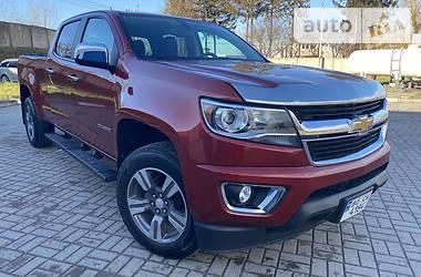 Ціни Chevrolet Colorado Бензин