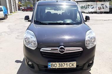 Ціни Opel Combo пасс. Бензин