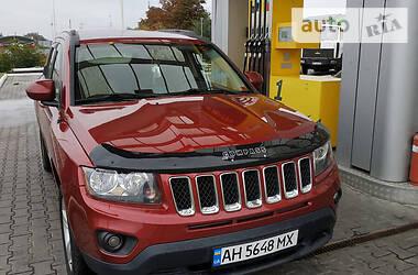 Цены Jeep Compass Бензин