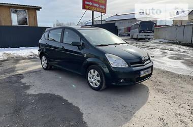 Цены Toyota Corolla Verso Бензин