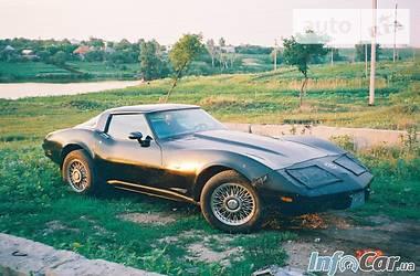 Цены Chevrolet Corvette Бензин