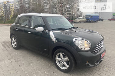 Цены MINI Countryman Бензин