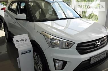 Цены Hyundai Creta Бензин