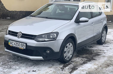 Цены Volkswagen Cross Polo Бензин