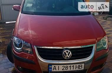 Цены Volkswagen Cross Touran Бензин
