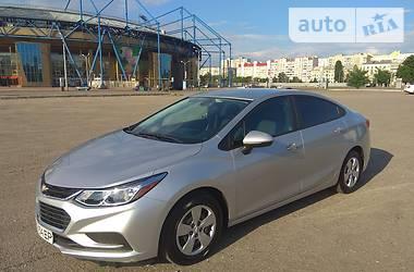 Цены Chevrolet Cruze Бензин