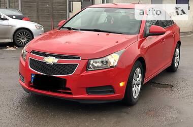Ціни Chevrolet Cruze Бензин