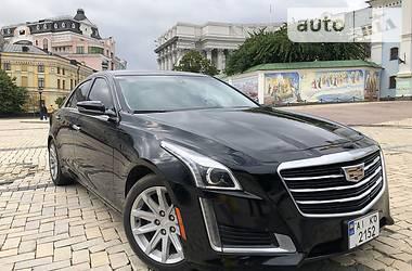 Цены Cadillac CTS Бензин