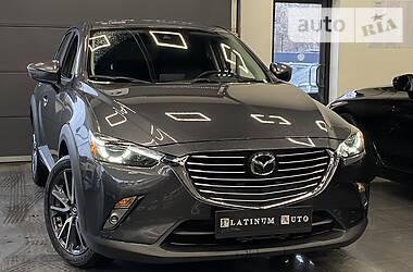 Ціни Mazda CX-3 Бензин
